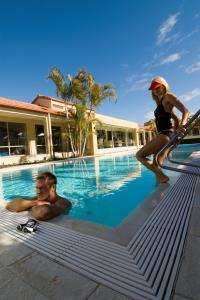 Noosa Springs Golf and Spa Resort - Kempsey Accommodation