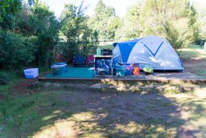 Lamington National Park Camping Ground - Kempsey Accommodation