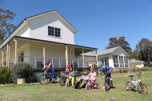 Berrima Retreat - Kempsey Accommodation