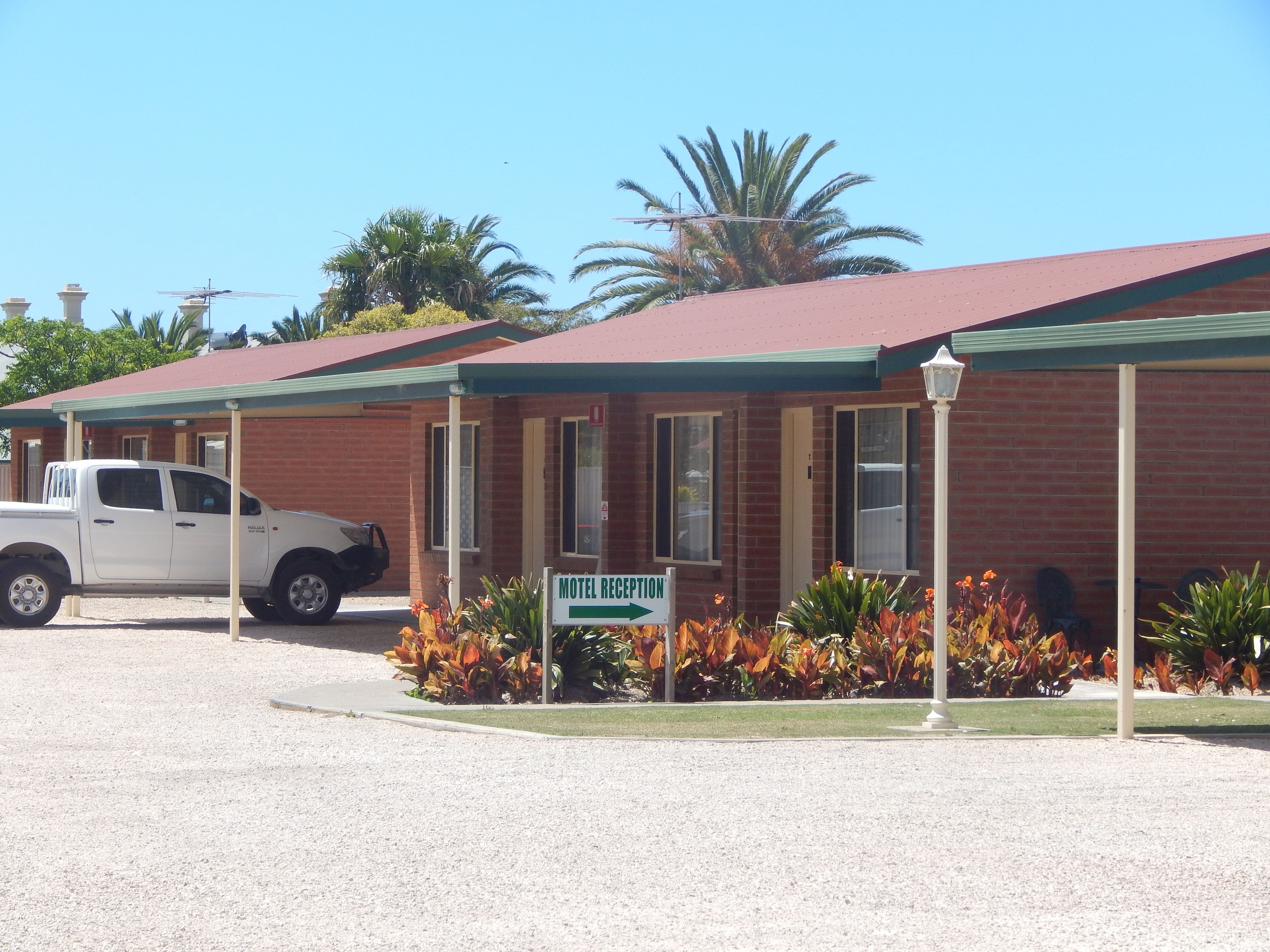 Edithburgh Seaside Motel - Kempsey Accommodation