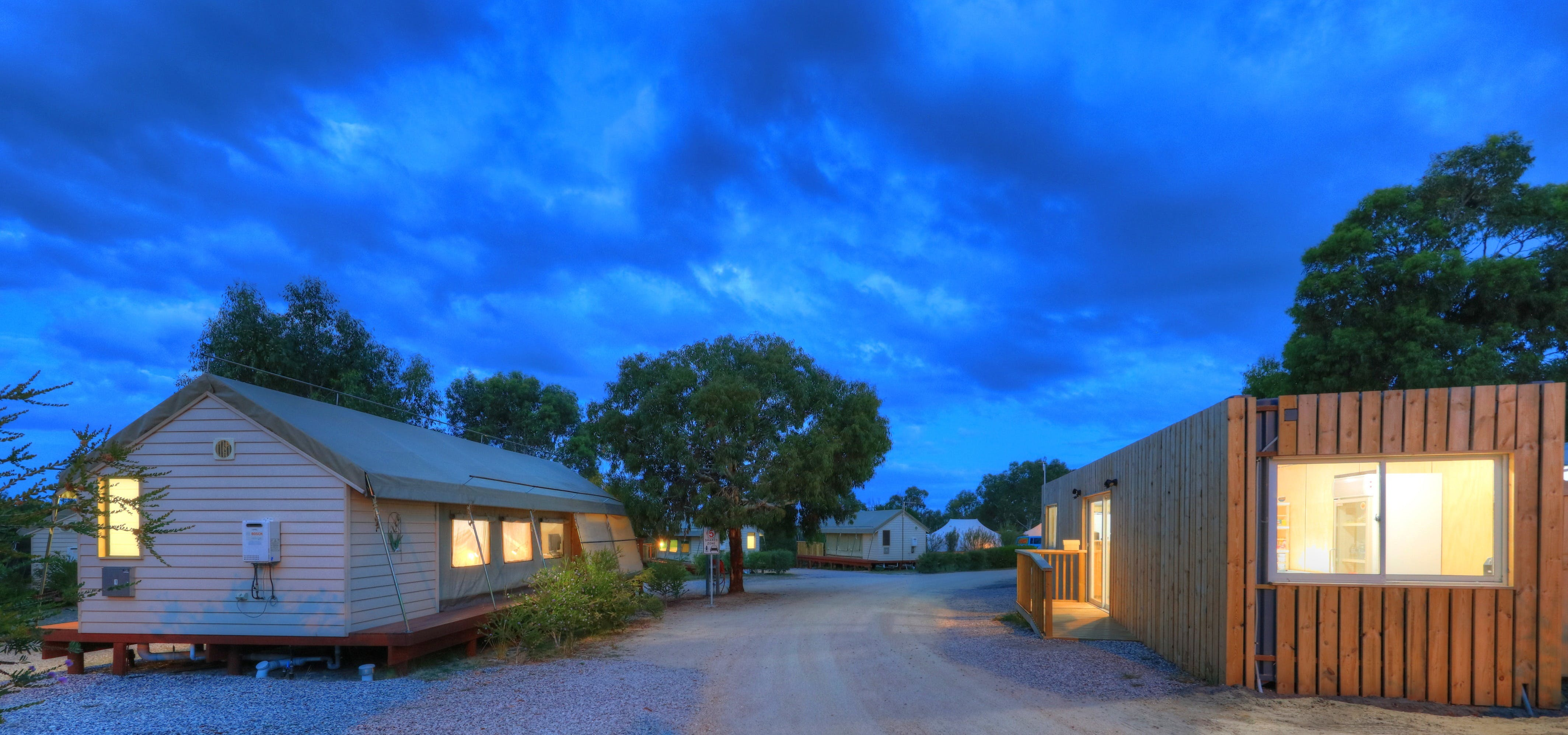 Scamander Sanctuary Holiday Park - Kempsey Accommodation