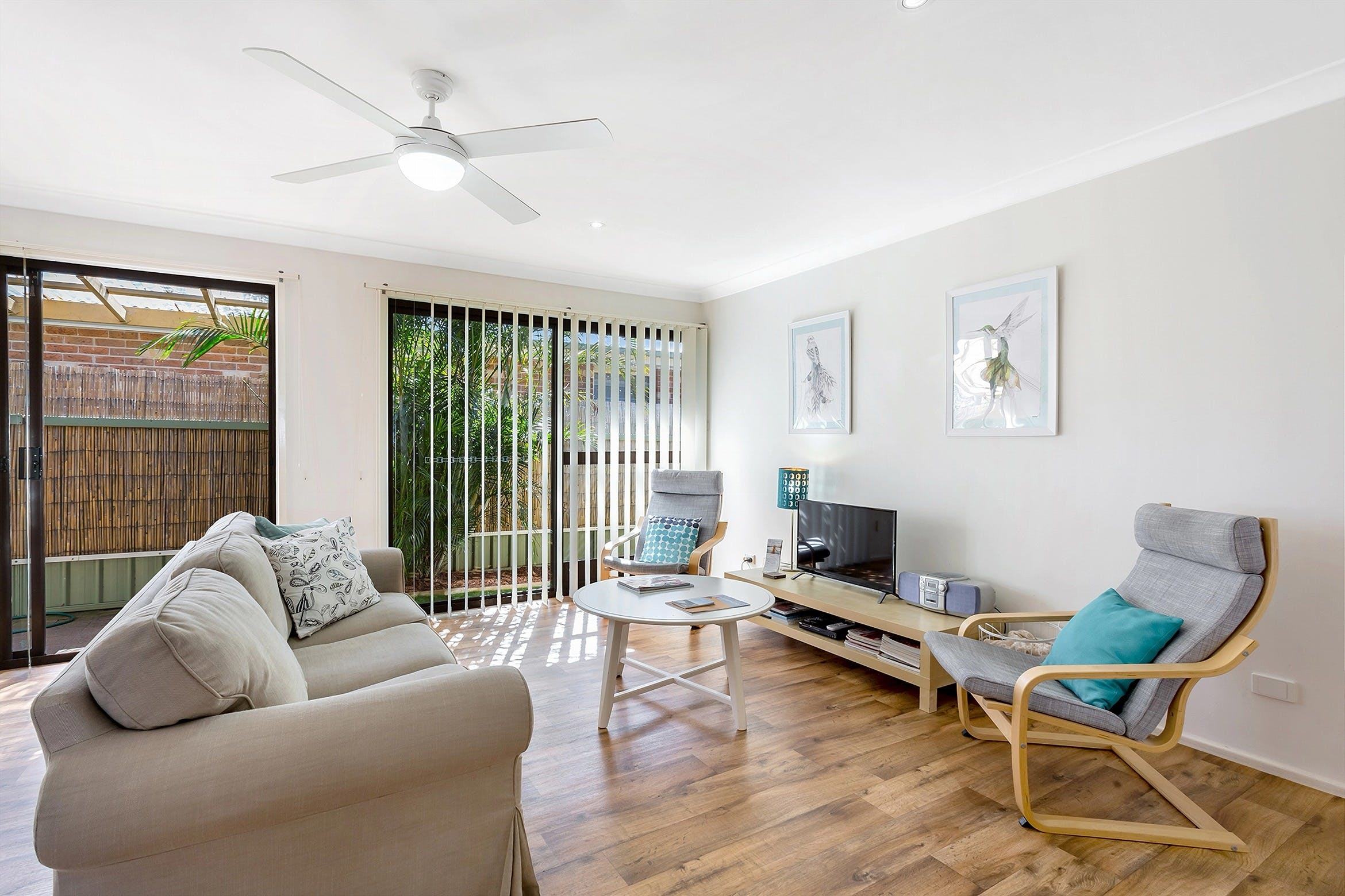 Shearwater at Shoal Bay Cottage One - Dogs Welcome - Kempsey Accommodation