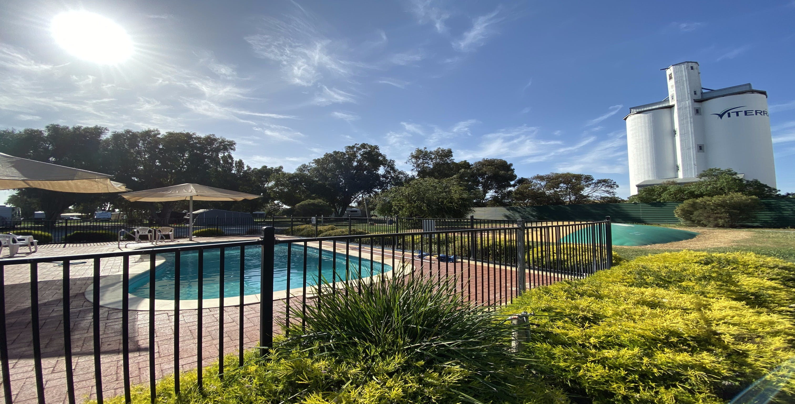 Elliston Caravan Park - Kempsey Accommodation