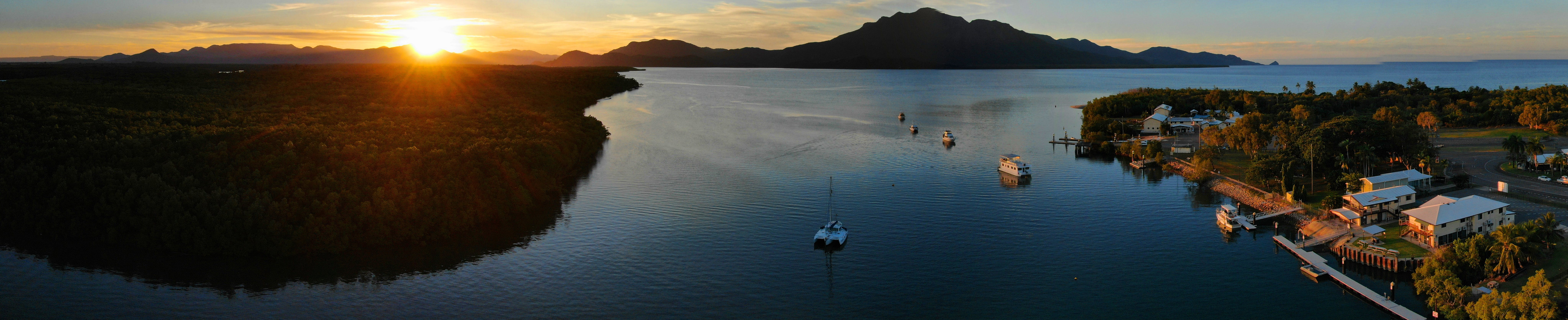 Hinchinbrook Marine Cove Resort - Kempsey Accommodation