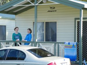 Lake Hamilton Motor Village and Caravan Park - Kempsey Accommodation