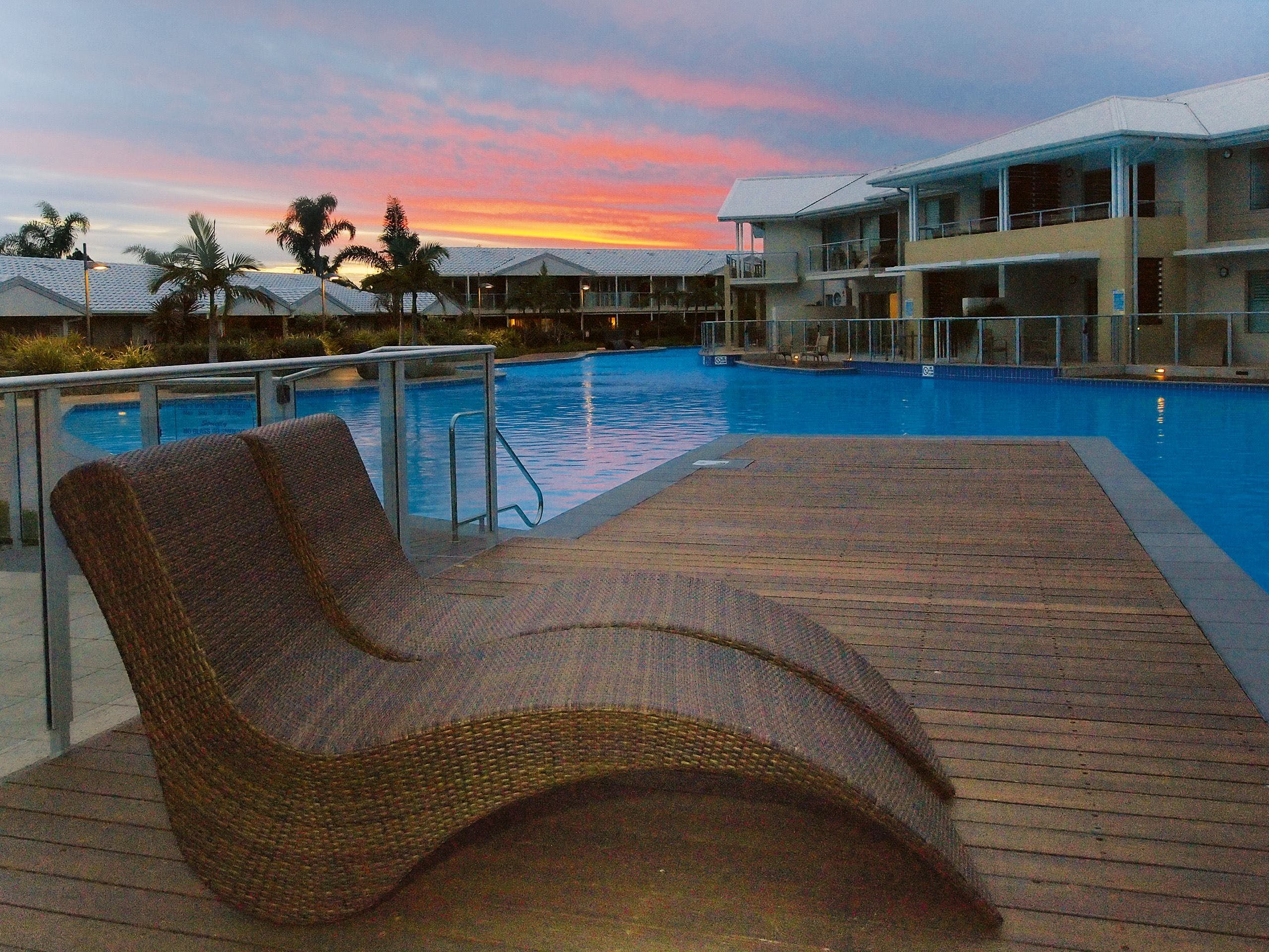 Oaks Port Stephens Pacific Blue Resort - Kempsey Accommodation