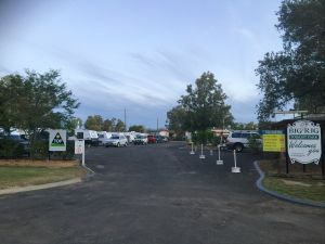 Roma Big Rig Tourist Park - Kempsey Accommodation