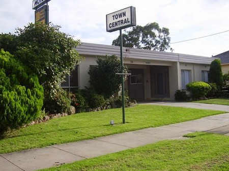 Bairnsdale Town Central Motel - Kempsey Accommodation