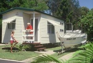 River Retreat Caravan Park - Kempsey Accommodation