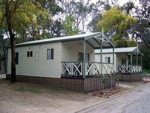 Goulburn River Tourist Park - Kempsey Accommodation