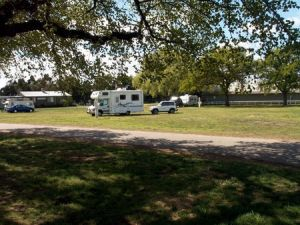 Sale Showground Caravan and Motorhome Park - Kempsey Accommodation