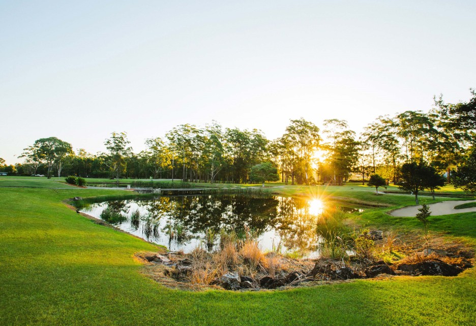 Tallwoods Golf Course and Resort - Kempsey Accommodation