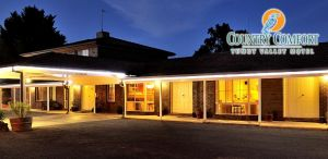 Country Comfort Tumut Valley Motel - Kempsey Accommodation
