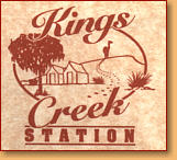 Kings Creek Station - Kempsey Accommodation