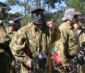 Action Paintball Games - Perth - Kempsey Accommodation