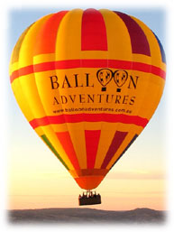 Balloon Adventures Barossa Valley - Kempsey Accommodation