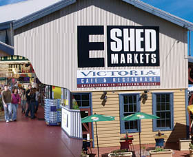 The E Shed Markets - Kempsey Accommodation