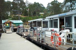 Clyde River Houseboats - Kempsey Accommodation