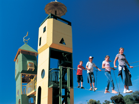 Monash Adventure Park - Kempsey Accommodation