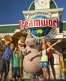 Dreamworld - Kempsey Accommodation