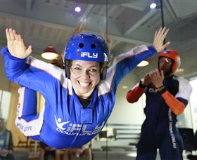 iFly Indoor Skydiving - Kempsey Accommodation