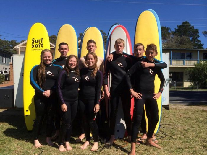 Broulee Surf School - Kempsey Accommodation