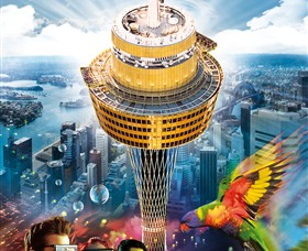 Sydney Tower Eye - Kempsey Accommodation