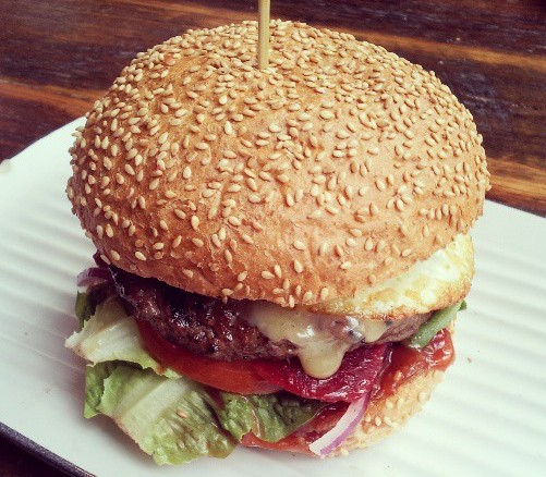 Grill'd Healthy Burgers - Kempsey Accommodation