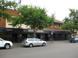 St Marys Hotel - Kempsey Accommodation