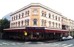 The Grand Hotel Newcastle - Kempsey Accommodation
