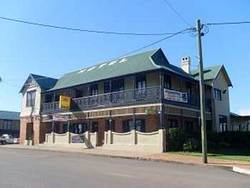 The Denman Hotel - Kempsey Accommodation