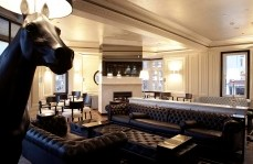 Polo Lounge - The Oxford Hotel - Kempsey Accommodation
