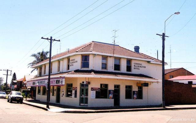 Old Fitzroy Hotel The - Kempsey Accommodation