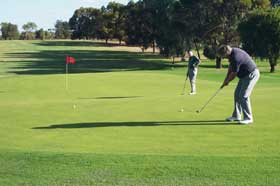 Waikerie Golf Club - Kempsey Accommodation