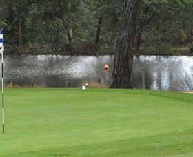 Hepburn Springs Golf Club - Kempsey Accommodation