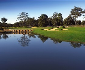 Kooindah Waters Golf Club - Kempsey Accommodation