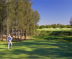 Hunter Valley Golf and Country Club - Kempsey Accommodation