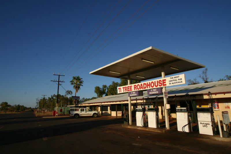 Ti Tree Roadhouse - Kempsey Accommodation