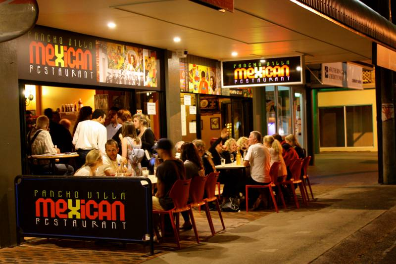 Pancho Villa Mexican Restaurant - Kempsey Accommodation