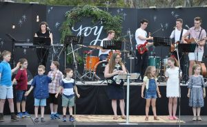 Carols in the Park Corowa - Kempsey Accommodation
