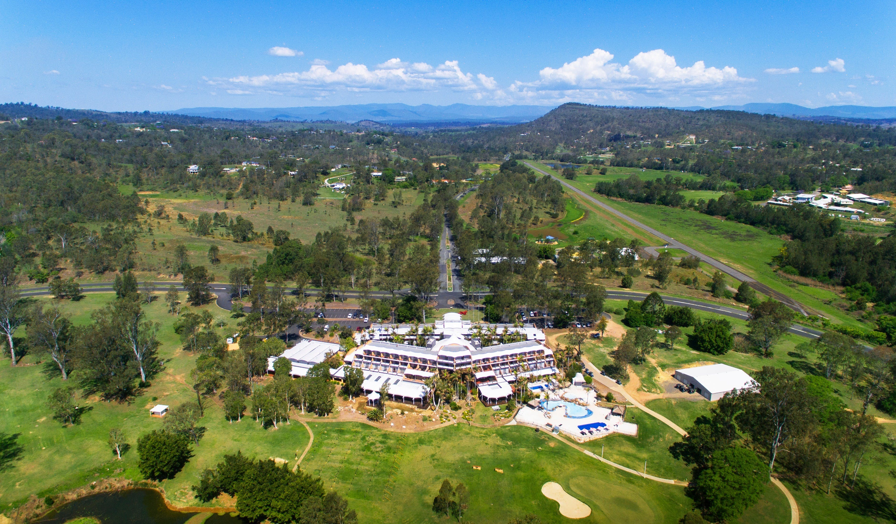 Christmas In July at The Kooralbyn ValleyResort - Kempsey Accommodation