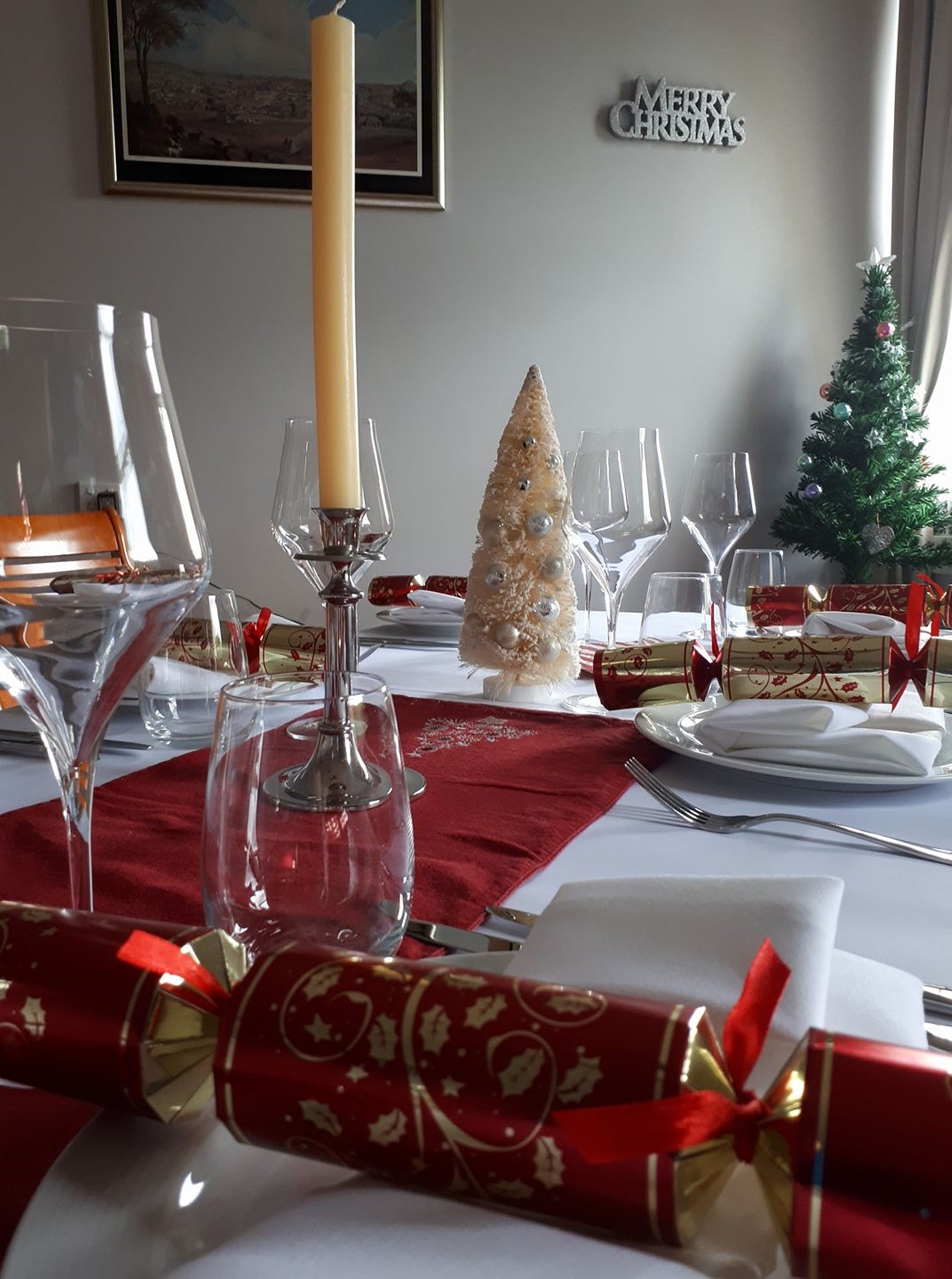 Christmas Day Lunch - Kempsey Accommodation