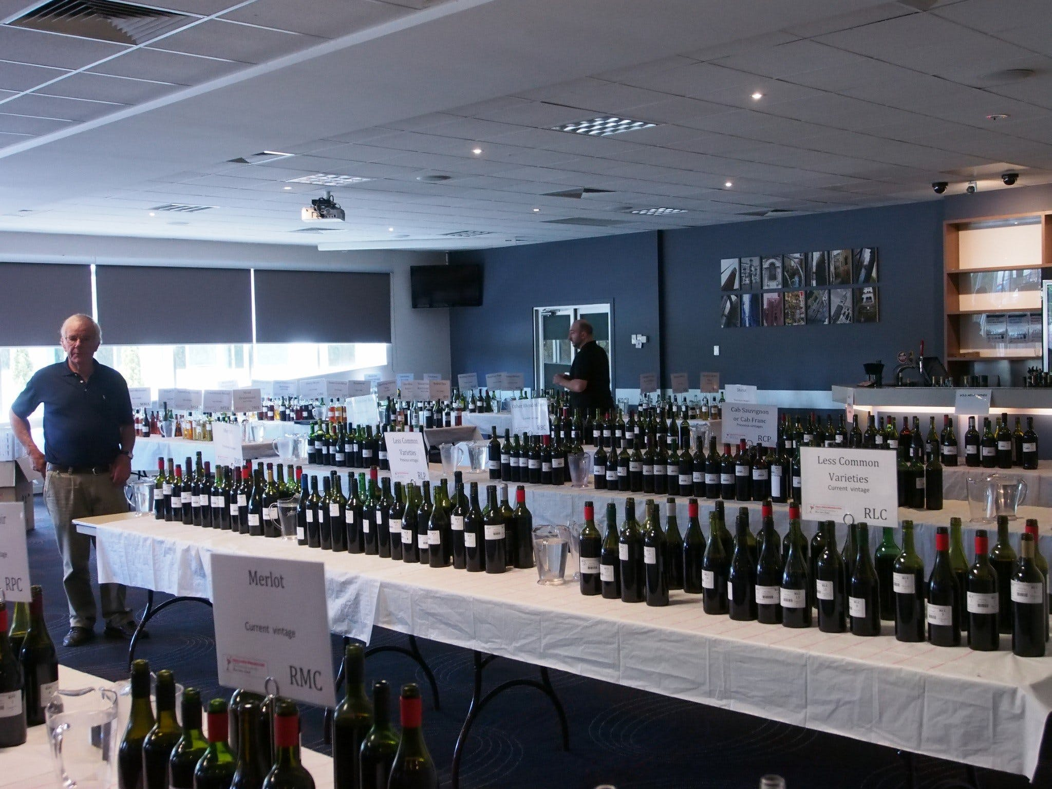 Eltham and District Wine Guild Annual Wine Show - 51st Annual Show - Kempsey Accommodation