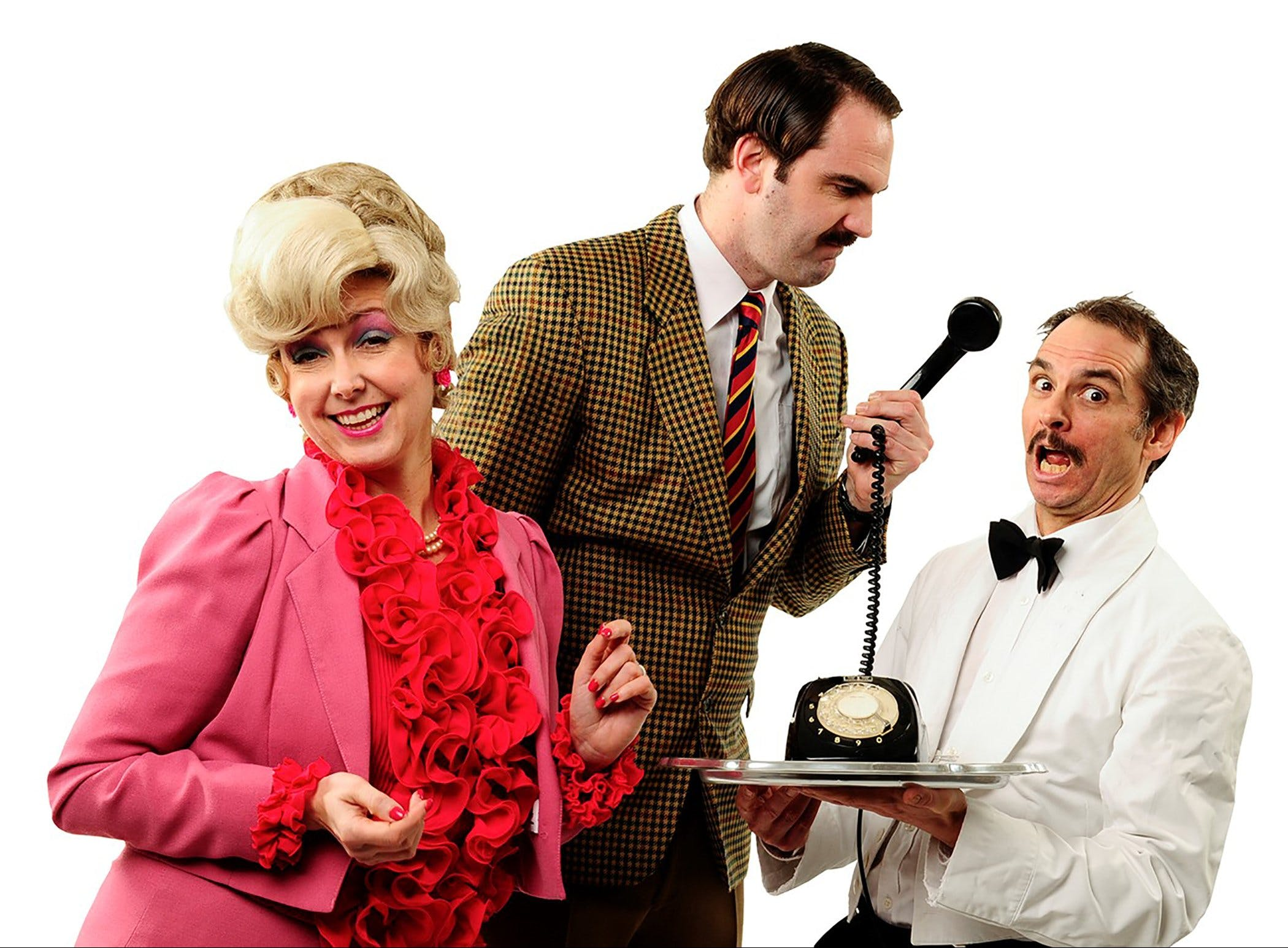 Faulty Towers - The Dining Experience at CountryPlace Hotel - Kempsey Accommodation