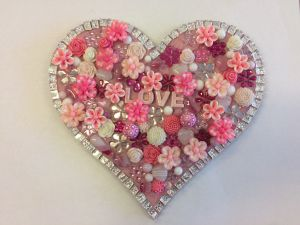 Flowers and Bling Mosaic Class for Kids - Kempsey Accommodation