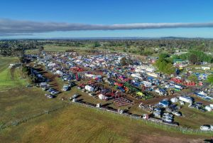 Murrumbateman Field Days - Kempsey Accommodation