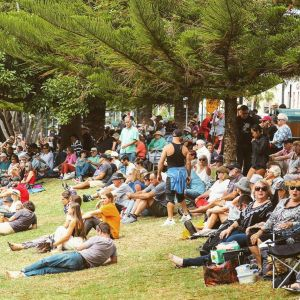 Music in the Park - Kempsey Accommodation