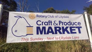 Rotary Club of Lilydale Craft and Produce Market - Kempsey Accommodation