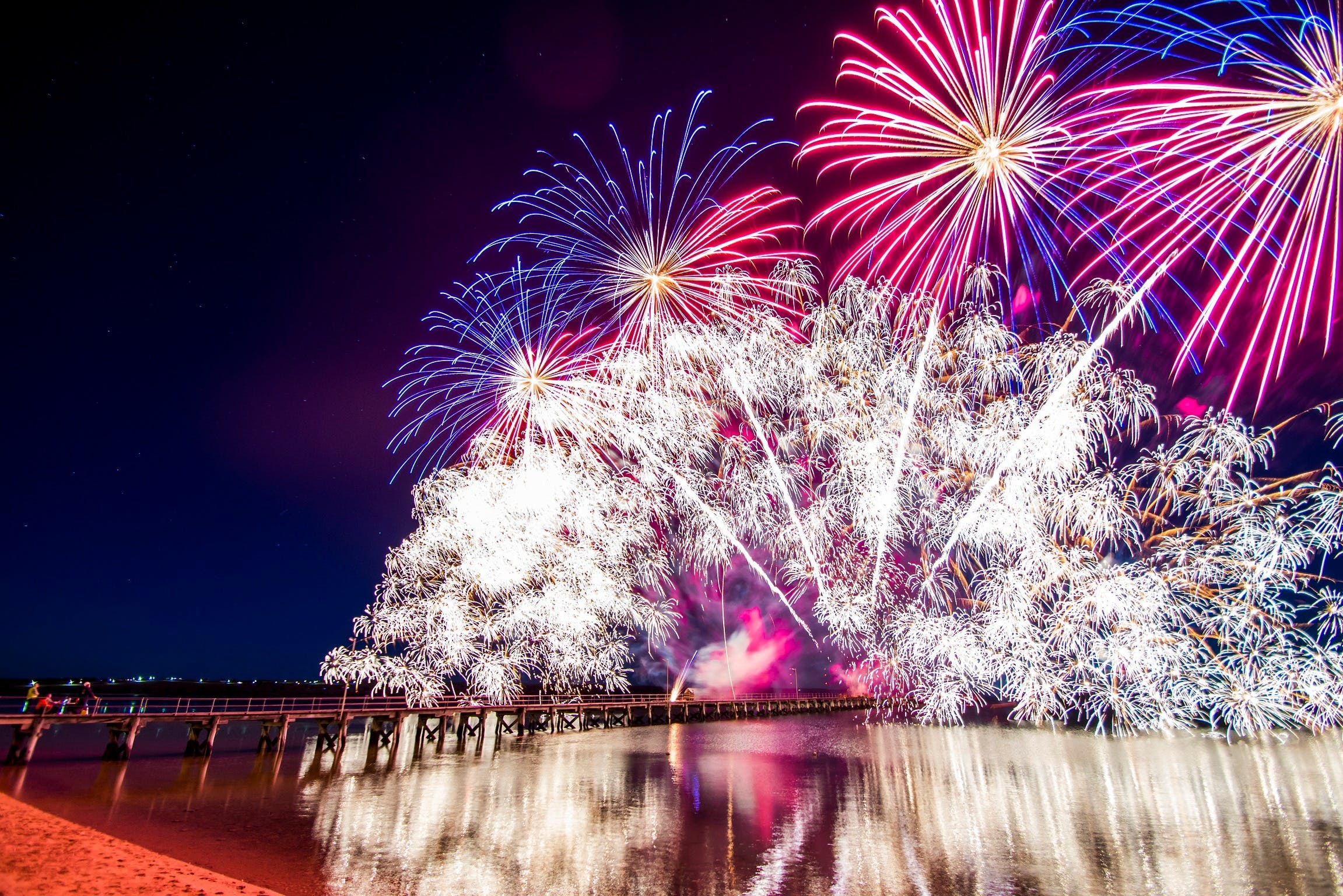 Streaky Bay New Years Eve Children's Festival and Fireworks - Kempsey Accommodation