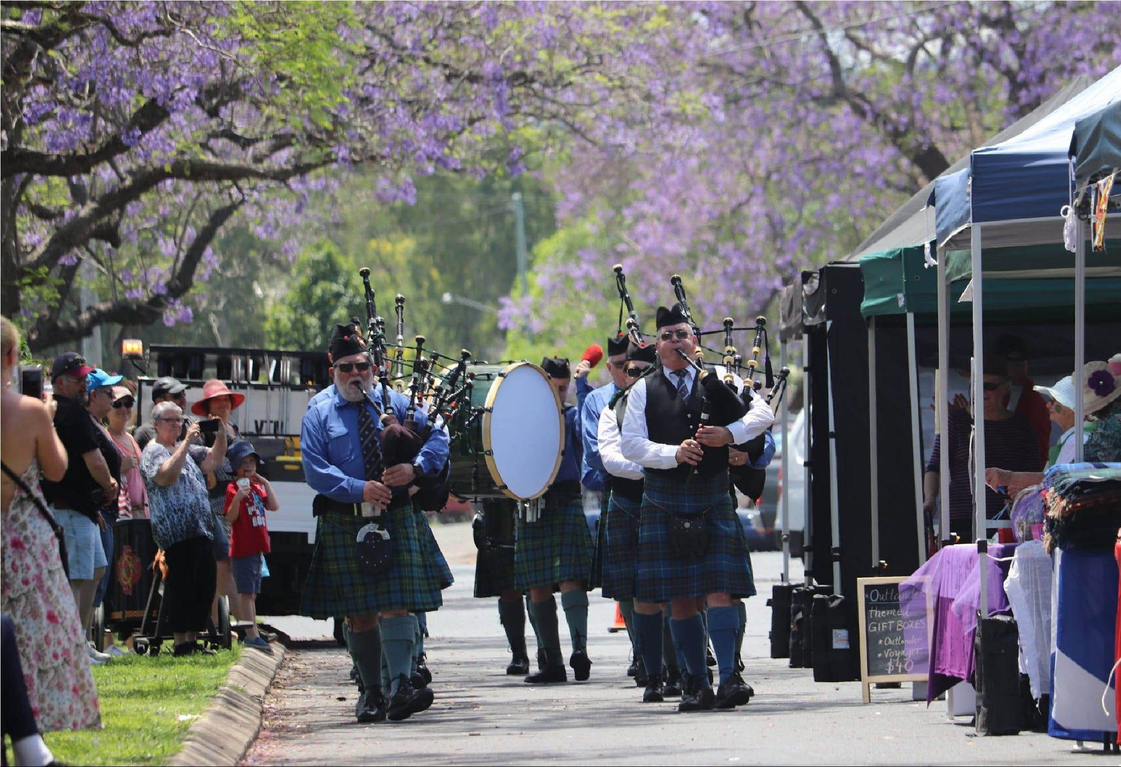 Celtic Festival of Queensland - Kempsey Accommodation